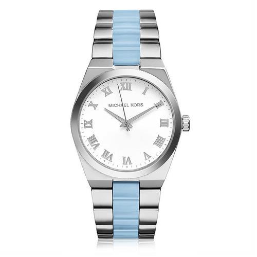 Relógio Feminino Michael Kors Analógico MK6150/1KN Aço com Acetato