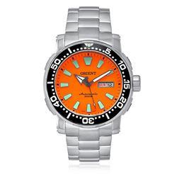 092051aa971 Relógio Masculino Orient Automatic 469SS001 P3SX Aço