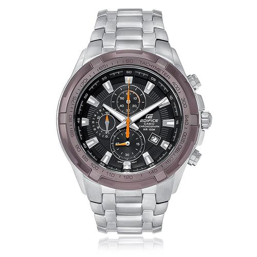 af3bf562de6 Relógio Masculino Casio Edifice Analógico EF-539ZD-1A9VUDF Aço