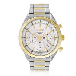 8c14c33eeb4 Relógio Masculino Seiko Analógico 6T63AN 5 Aço Misto