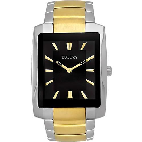 4ace8818934 Relógio Masculino Bulova Analógico WB22355P Aço Misto