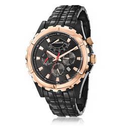 Relógio Masculino Magnum Automático MA33988P Maquinário Aparente