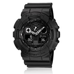 2b7c7200599 Relógio Masculino Casio G-Shock Ana-Digi GA-100-1A1D.