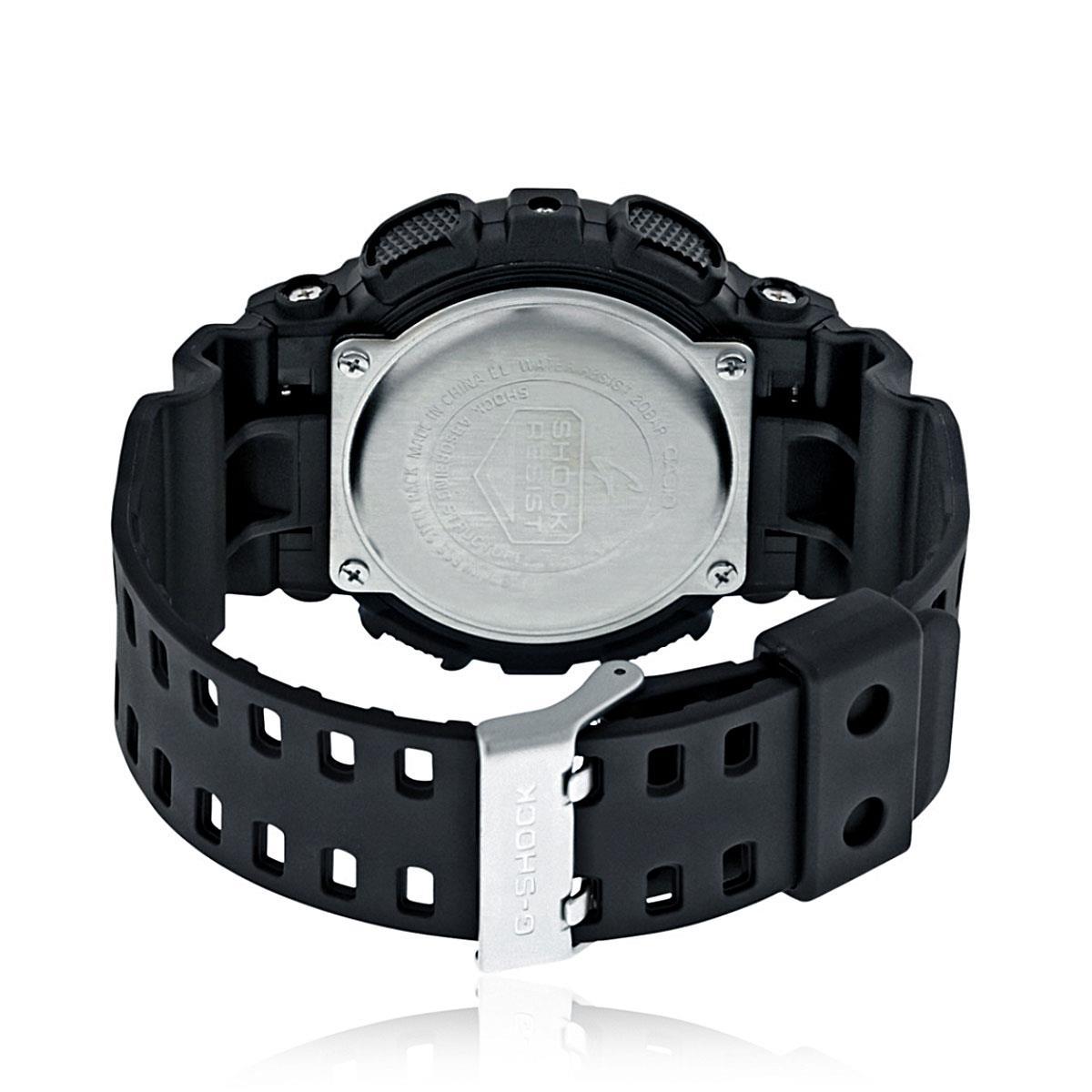 a12f8d1b54d Relógio Masculino Casio G-Shock Digital GD-120MB-1DR Preto