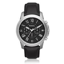 e0f0bd2b1c2 Relógio Masculino Fossil Analógico FFS4812 Z Couro P..