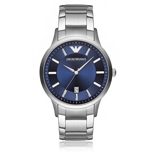c69dc7b439d1d Relógio Masculino Emporio Armani Analógico AR2477 1AN Aço
