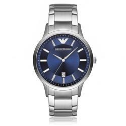 c9f05419da8 Relógio Masculino Emporio Armani HAR2448 Z Fundo Azul