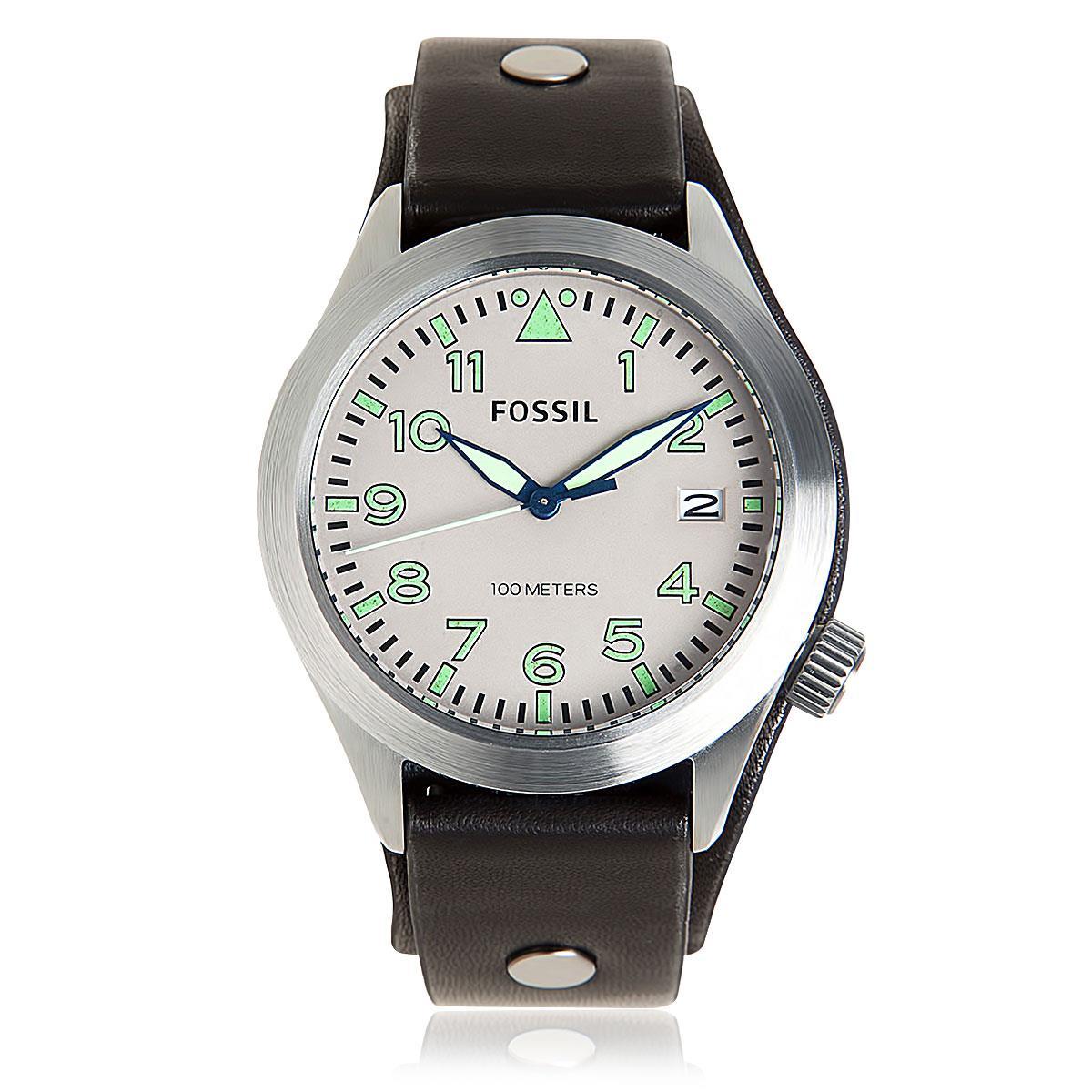 Relógio Masculino Fossil Analógico AM4552 0CN Preto 35d3bcdd65