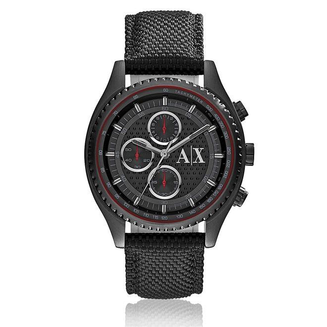 1b92d7370db Relógio Masculino Armani Exchange Analógico AX1610 8PN Preto. Ampliar