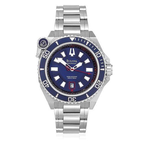 0d68392d3b3 Relógio Masculino Bulova Precisionist Analógico WB31569A Aço