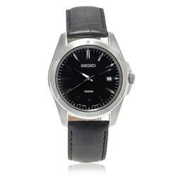 Relógio Masculino Seiko Analógico Aço inoxidavel em . bc7084b80d