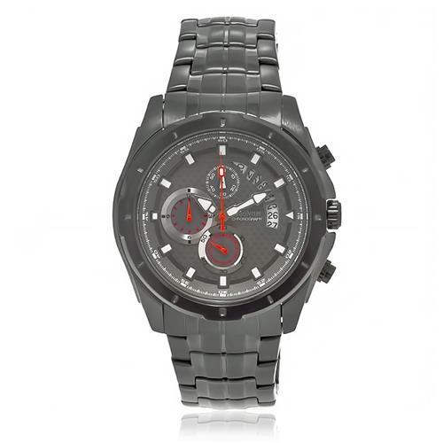 Relógio Masculino Magnum Analógico MA32005C Aço Negro