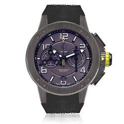 Relógio Constantim Chronograph Yellow ZW30063Y Borracha a009260614
