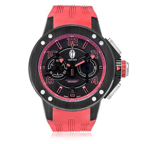 4d005e94956 Relógio Masculino Constantim Chronograph Red ZW30063V Vermelho