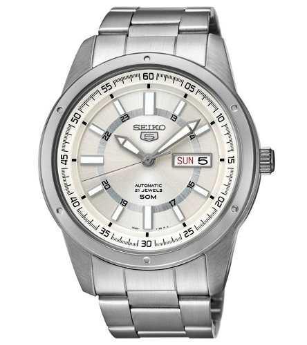f60135061b2 Relógio Seiko Automatic 21 Jewels
