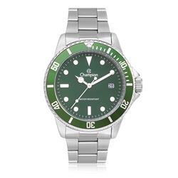 Relógio Masculino Champion Analógico CA31266G Fundo Verde