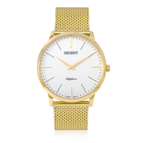 Relógio Orient Slim Sapphire 2f2addd486
