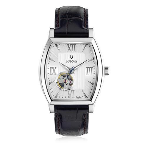 82adc0cf08a Relógio Masculino Bulova Automatic 21 Jewels WB22079Q Maquinário Aparente