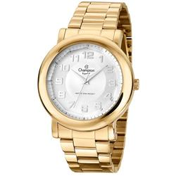 6ea11b9770b Relógio Feminino Champion Crystal CN27198H Dourado