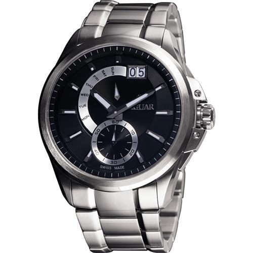 2313e3532fb Relógio Masculino Jaguar ref J01MBSS01 P1SX