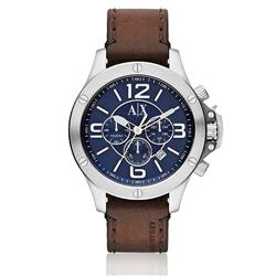 Relógio Masculino Armani Exchange Analógico AX1505/0AN Fundo Azul