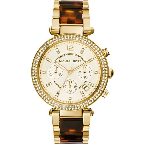 f56375d1cde Relógio Feminino Michael Kors Analógico MK5688 4DN Dourado