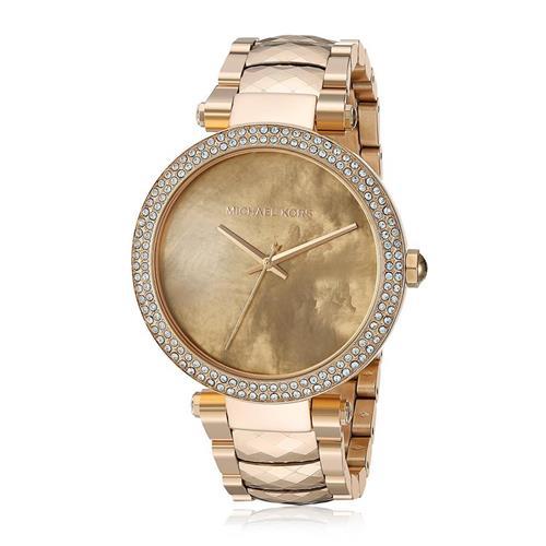 Relógio Feminino  Michael Kors Analógico MK6425/4DN Dourado