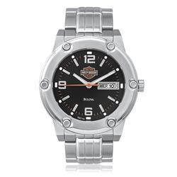 750a5804009 Relógio Masculino Bulova Harley Davidson Analógico W..