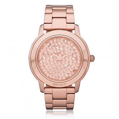 100ad148201 Relógio Feminino DKNY Analógico GNY8475 Z Rose