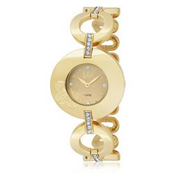 Relógio Feminino Dumont Analógico DU2025AA/4D Dourado