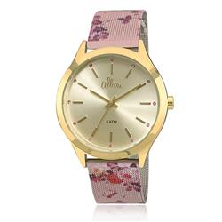Relógio Feminino Allora AL2035FAB/K4D Troca Pulseiras