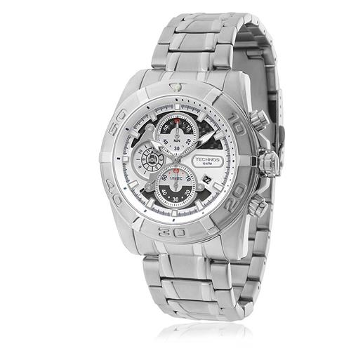 837d06b9f1970 Relógio Masculino Technos Performance TS Carbon Analógico OS1AAU 1B Aço