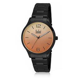 Relógio Feminino Dumont Analógico DU2035LNM/4C Aço Negro