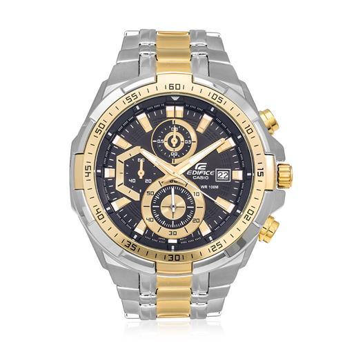 e02f8a50cf1 Relógio Masculino Casio Edifice Analógico 97019GPCEBA1 Aço Misto